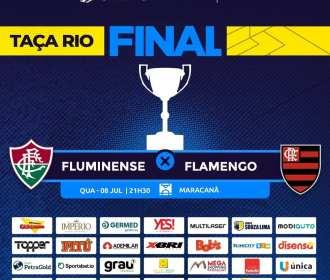 Final da Taça Rio será no Maracanã
