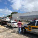 Desde o início da semana, 11 veículos foram flagrados realizando transporte clandestino em Maceió