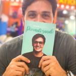 Com lançamento próximo, Hugo Novaes fala sobre o primeiro livro