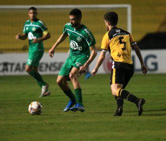 Chapecoense e Brusque se classificam para final do Catarinense