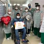 Hospital de Campanha de Arapiraca fecha julho sem mortes por Covid-19