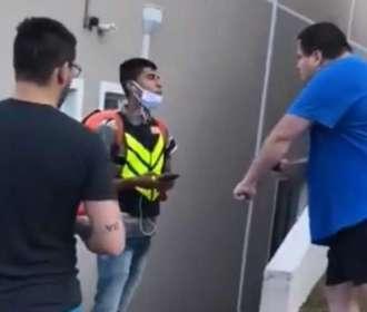 Homem que humilhou motoboy pode ter que pagar multa de R$ 28 mil