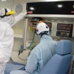 Samu registra em julho queda de 34% nos atendimentos a pacientes com Covid-19
