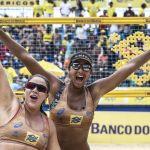 Circuito Brasileiro abre temporada 2020/21 do vôlei de praia