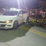 Homem morre após colisão entre carro e motocicleta em Maragogi
