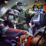 Socorristas do Samu consegue reverter parada cardiorrespiratória após afogamento em Maceió