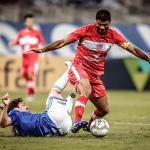 Léo Gamalho decide mais uma vez e CRB empata com o Cruzeiro por 1 a 1 no Mineirão