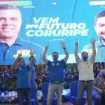 Maykon Beltrão é confirmado como candidato a prefeito de Coruripe pelo MDB