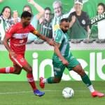 CRB não consegue reagir e perde por 2 a 0 para o Juventude no jogo de ida da Copa do Brasil