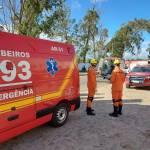 Idosa fica ferida após explosão em apartamento em Maceió