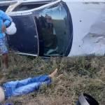 Passageiro de veículo morre após carro colidir com barranco na AL 485