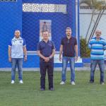 CSA apresenta executivo Rodrigo Pastana e Mozart Santos para treinador