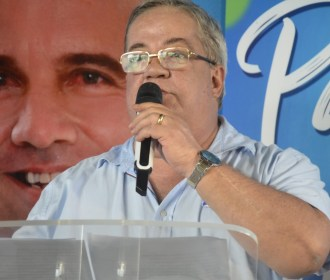 Paripueira: Abrahão Moura lidera pesquisa para prefeito nas eleições 2020