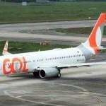 Gol anuncia cinco voos extras para o feriadão em AL