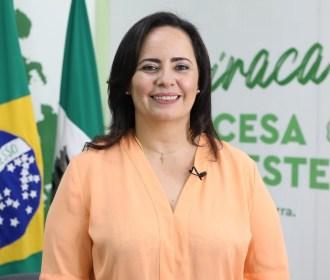 Republicanos deve confirmar Fabiana Pessoa pré-candidata a prefeita de Arapiraca