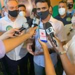 PSB oficializa candidatura de JHC à Prefeitura de Maceió ao lado de Ronaldo Lessa