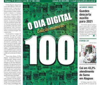 O dia digital edição número 100