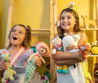 Galeria Alagoas Feita à Mão apresenta campanha para o Dia das Crianças