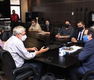 Professores da Uneal solicitam ao TJAL mediação com o Governo de Alagoas