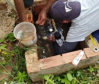 Bacia Leiteira: operação da Casal coíbe furto de água para melhorar abastecimento