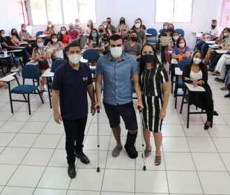 Prefeitura de Coruripe promove formação para diretores, vice-diretores e coordenadores pedagógicos