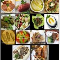 A famosa gastronomia libanesa