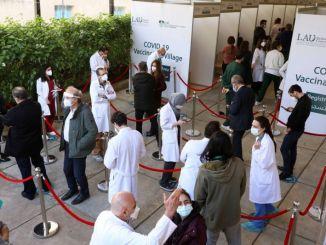 La vacunación anti-covid en el Líbano