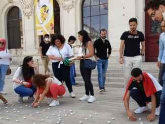 Libanesische Studenten in Frankreich