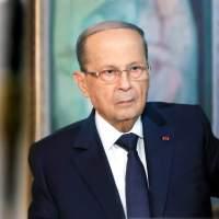 Michel Aoun: Ich werde es nicht versäumen die Interessen des Libanon bei der Grenzziehung zu schützen