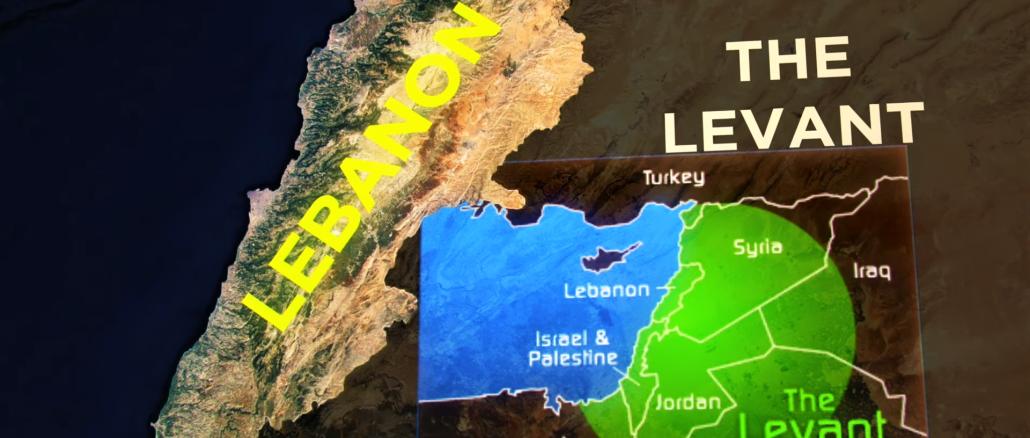 Libanon enligt kanalen Geography Now