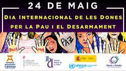 El Día Internacional de las Mujeres por la Paz y el Desarme