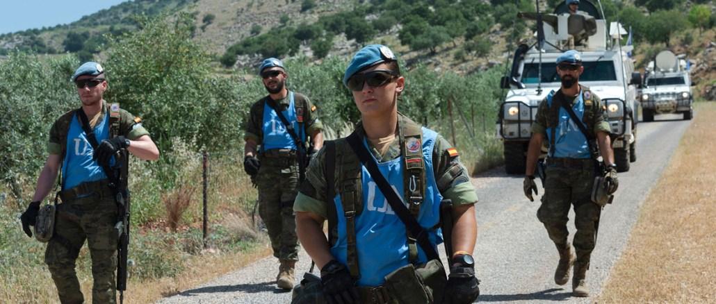 Cascos azules españoles garantizan la paz y la seguridad en el Líbano