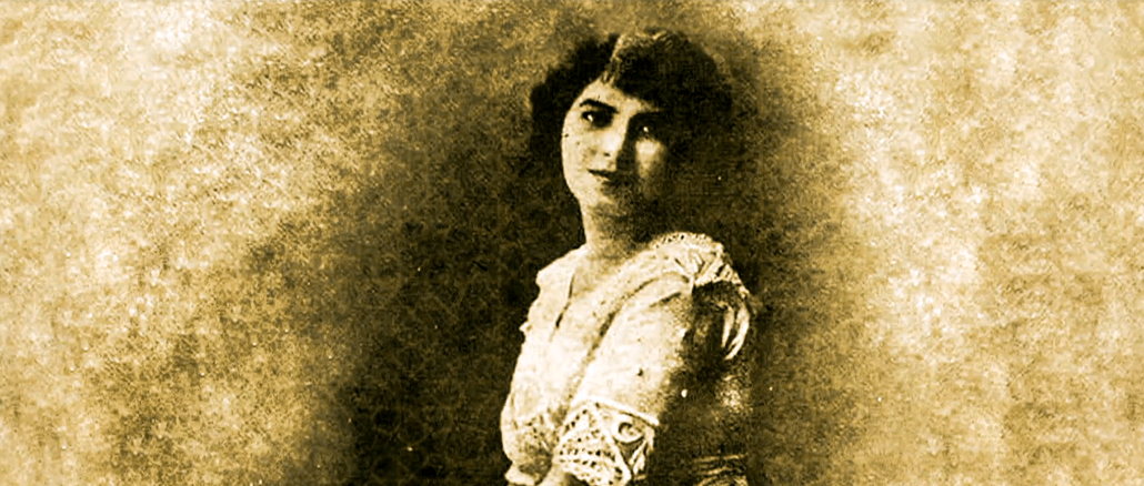 Women from my country. May Ziadeh