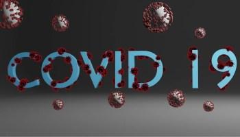 Novos casos de Covid-19