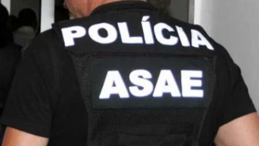 Ação de fiscalização da ASAE