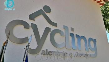 Primeiros percursos da rede de cycling do Alentejo e Ribatejo