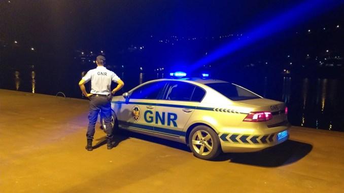 ocorrências da GNR