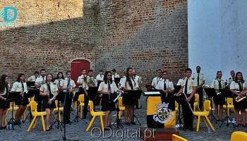 Banda do Centro Cultural de Alandroal realizou mais um concerto