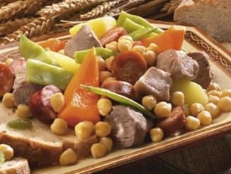 Cozido de Grão em destaque em Vila Viçosa