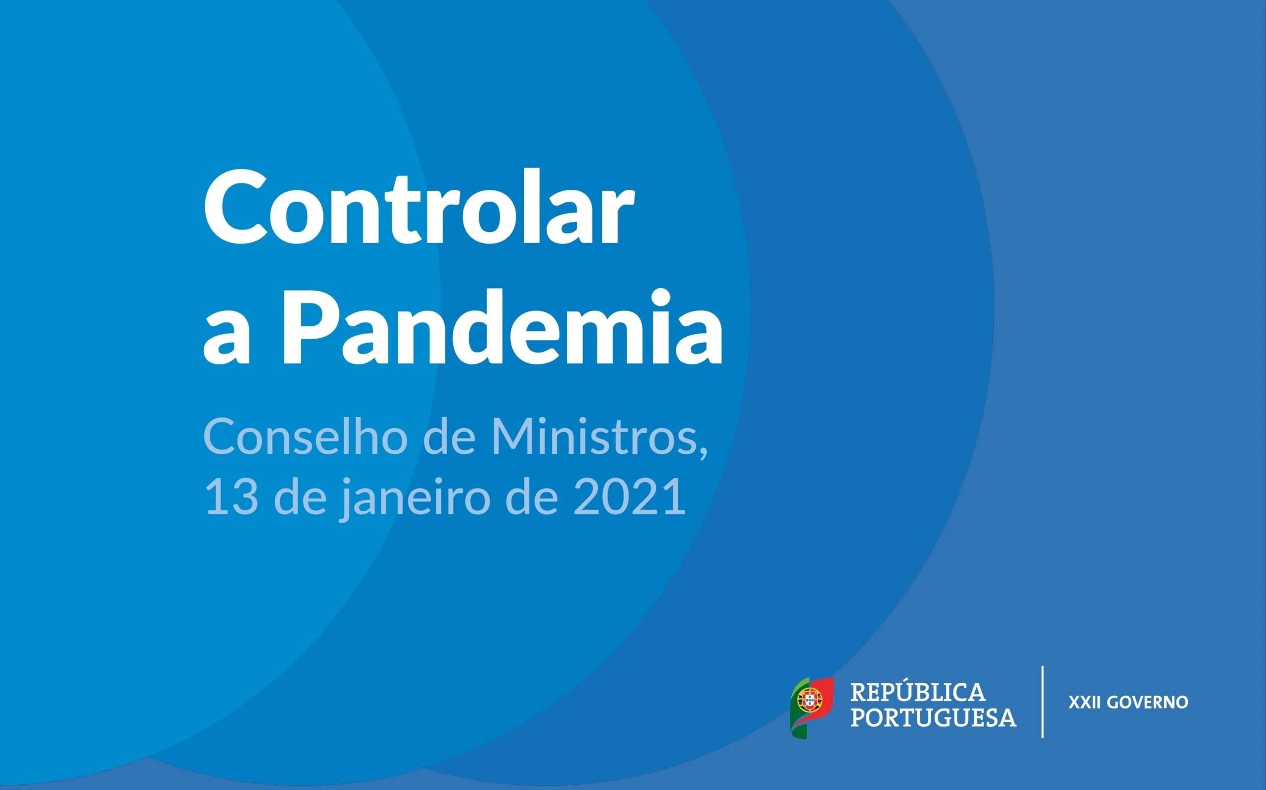 PANDEMIA – MEDIDAS A PARTIR DE HOJE