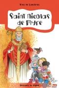 Saint Nicolas de Myre, par Odile Haumonté