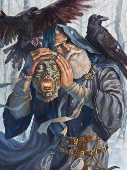 Norsk mythology