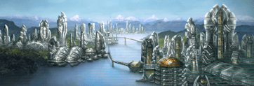 Graphite City