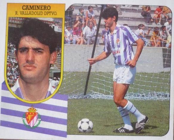 José Luis Pérez Caminero, recordemos a este pedazo de jugador con motivo del Atlético-Real Valladolid.