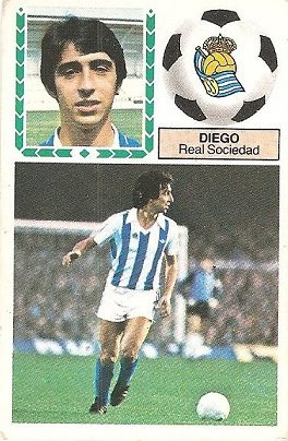 José Diego Álvarez. Recordamos al que pudo convertirse en el gran héroe de la Real Sociedad si el 13 de abril de 1983 los txuri-urdin hubieran logrado clasificarse para la final de la Copa de Europa.