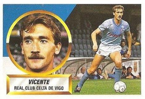 Vicente Álvarez Núñez. Recordamos al gran capitán del Celta, hombre de hierro y carismático, líder del vestuario, de los que no se achantaban aunque se enfrentara a Maradona.