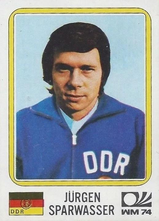 Jürgen Sparwasser, el héroe de leyenda que el 22 de junio de 1974 logró el gol de la victoria en uno de los partidos más políticos que se recuerdan.