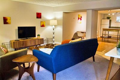 Newly Furnished 2bd Intown Atlanta Cabbagetown