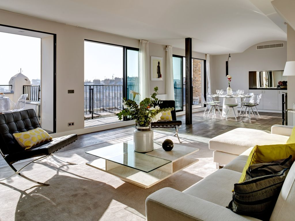 Best Kitchen Gallery: Paris Apartment In 3rd Arrondissement Four Bedroom Apartment  Paris Of Paris Rental