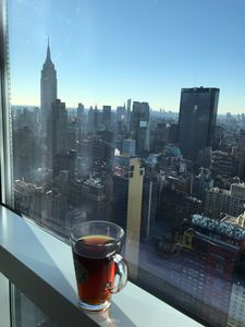 Vacation In A New York City High Rise